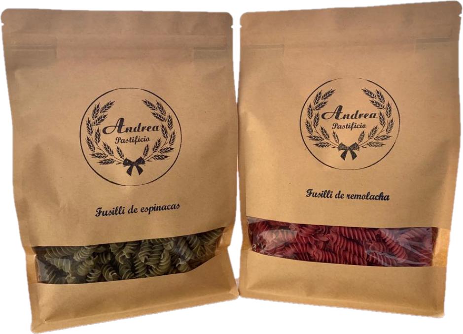 Andrea Pastificio Fusilli - Pack 2 bags