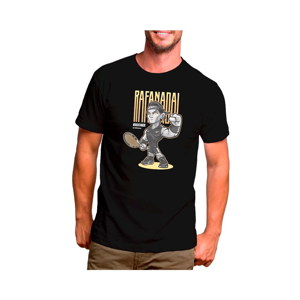 Camiseta Rafa Nadal Oro