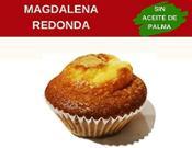 Magdalena redonda envuelta - Caja 2 kg