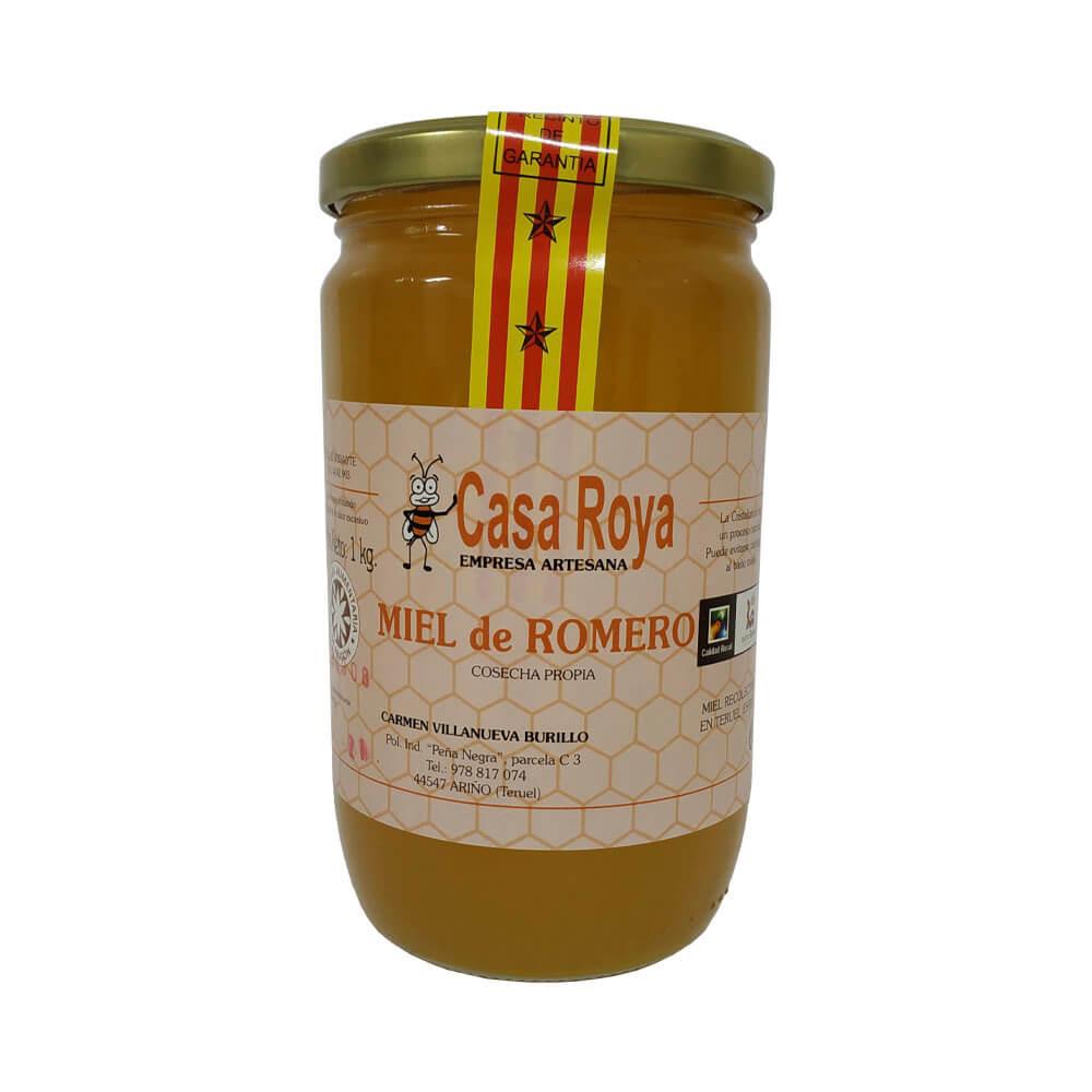 Casa Roya Honey Romero(1kg)