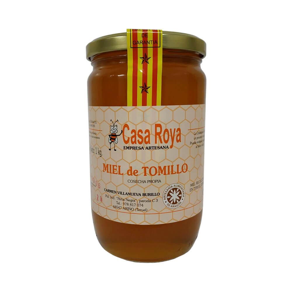 Casa Roya Honey Thyme(1kg)