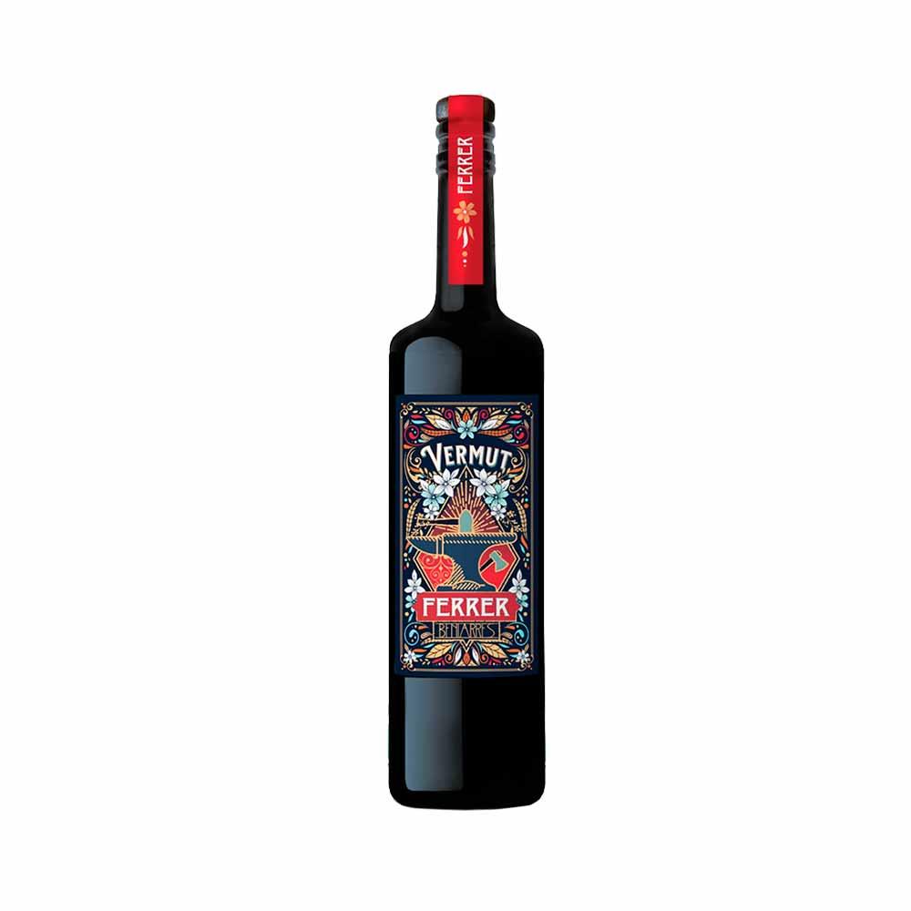 Botella Vermut Ferrer - 75 cl