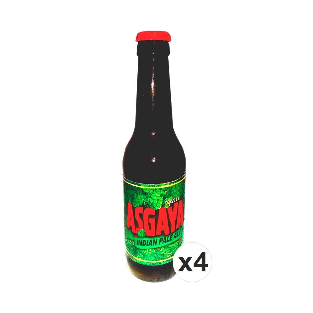Cerveza IPA ECO - 4 x 33 cl