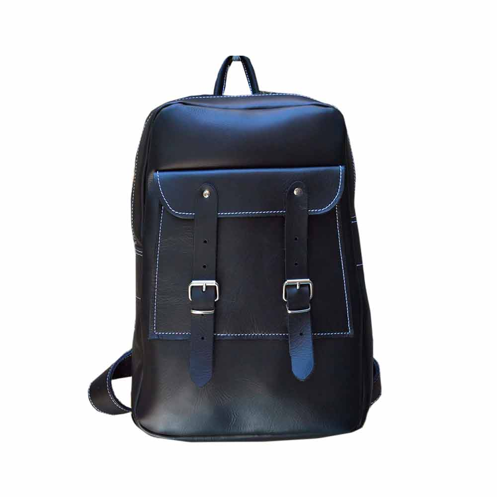 Mabelcuero Taller Artesano Backpack Bikers - Mod. Penguins