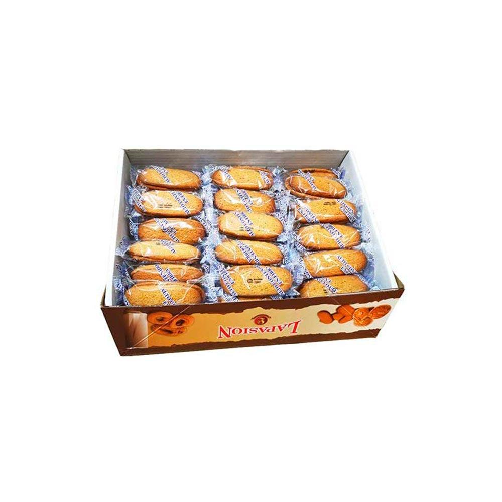 Bizcocho tostado y crujiente - Caja 2,5 kg