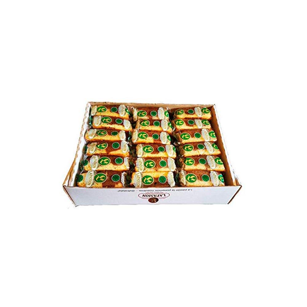Bizcocho Mármol sin azúcares con edulcorante - Caja 2 kg