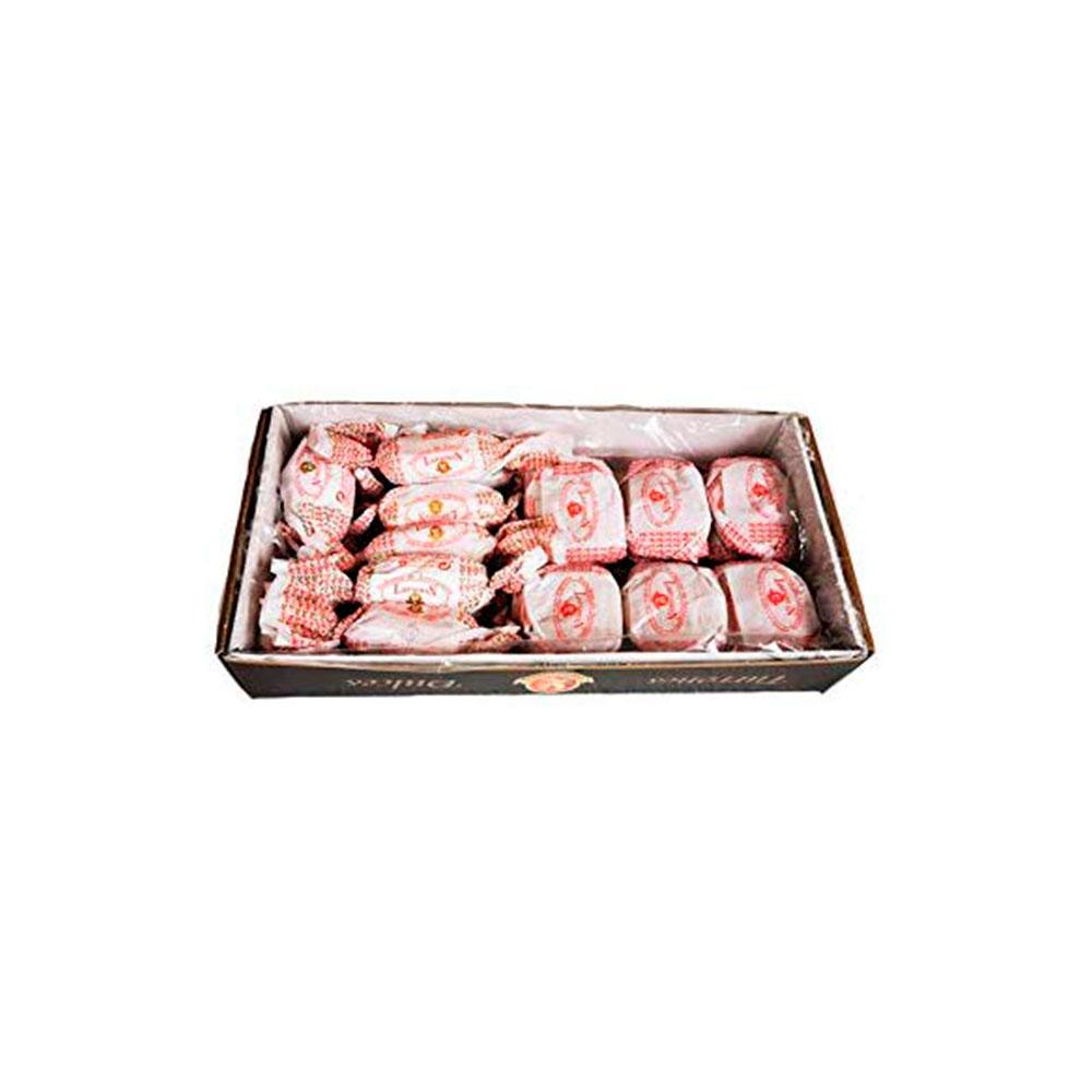 Surtido Polvorón de Almendra Sabores de Antequera y Mantecada de Aceite de Oliva con Almendra - Caja 1,8 kg
