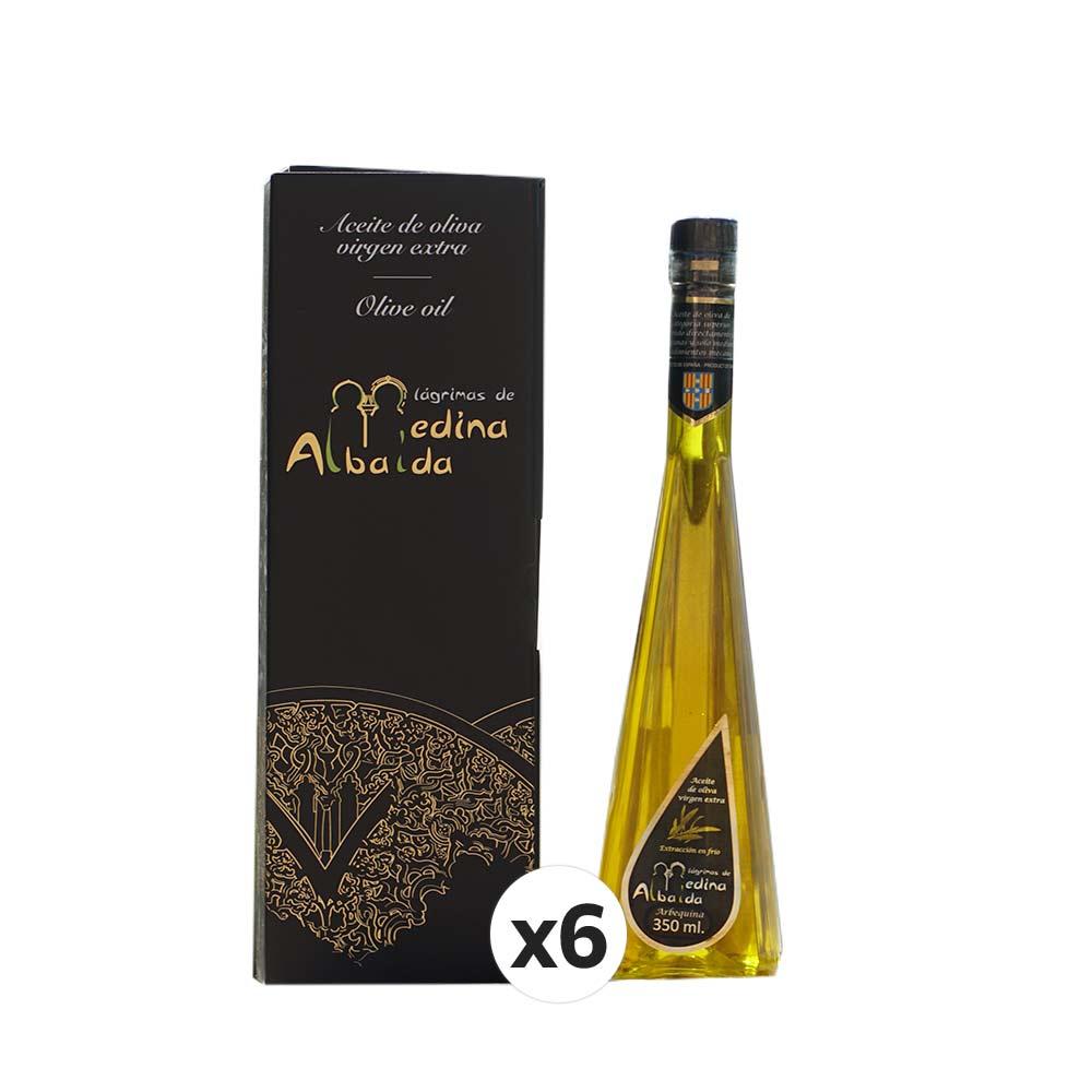 AOVE Premium en Estuche individual - 6 x 350 ml