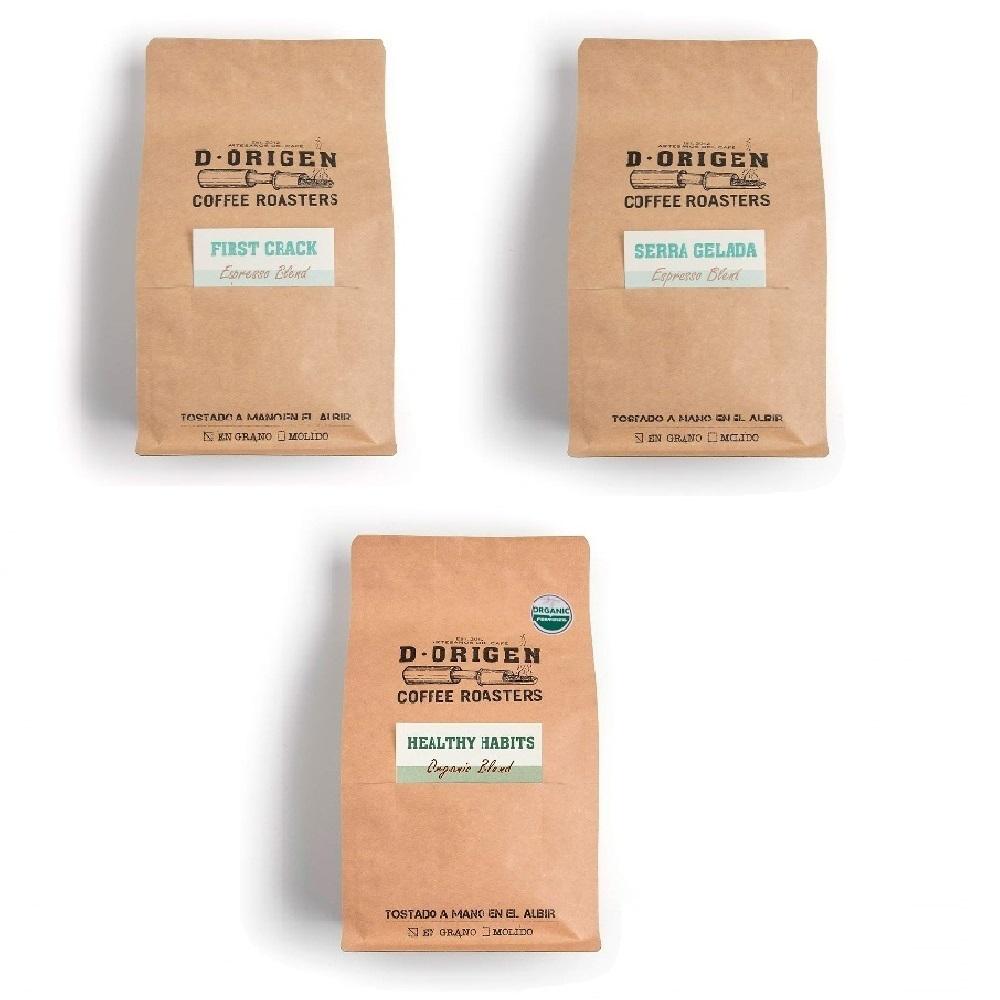 Pack selección Blends - 3 x 340 g