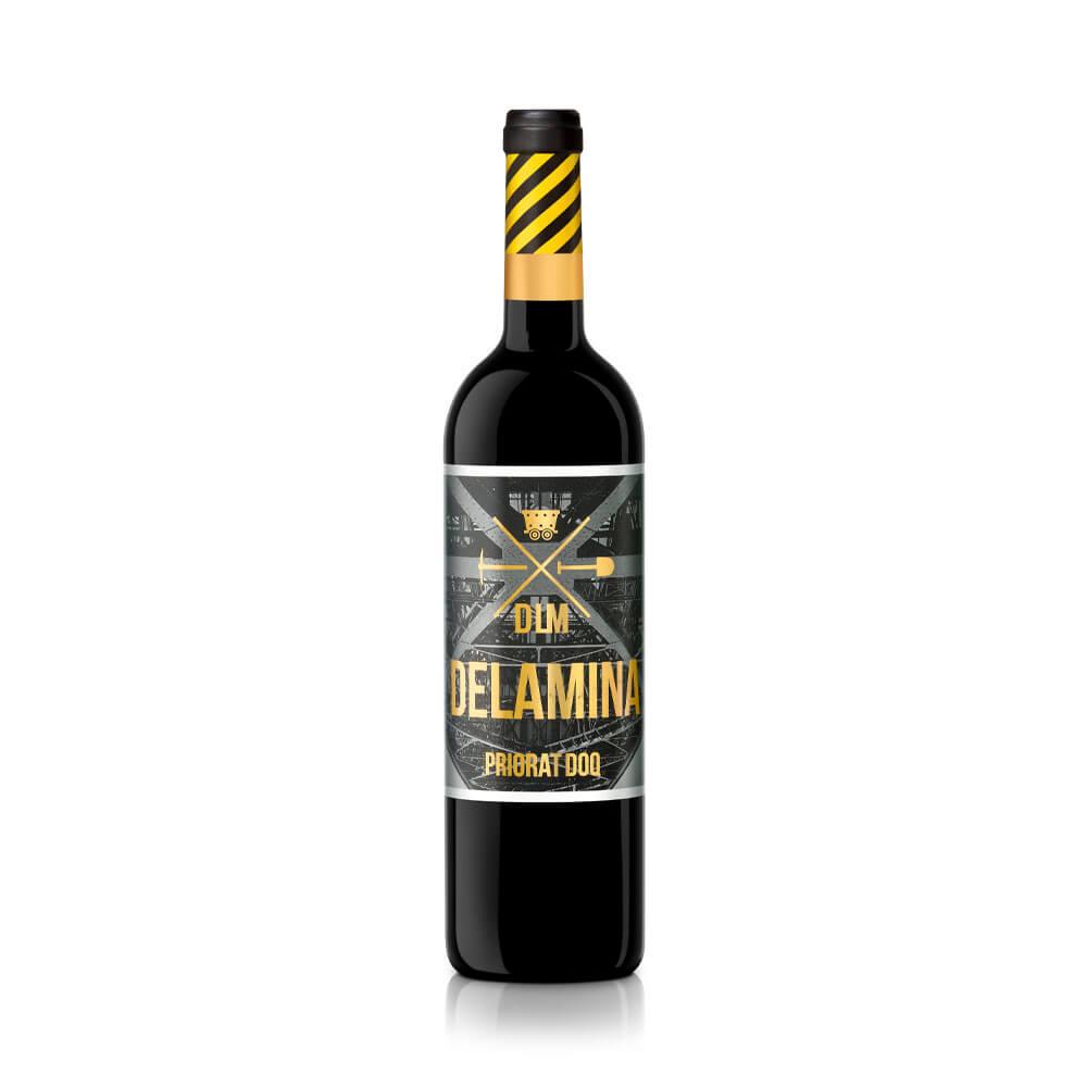 Vino Priorato Tinto - Botella de 75 cl