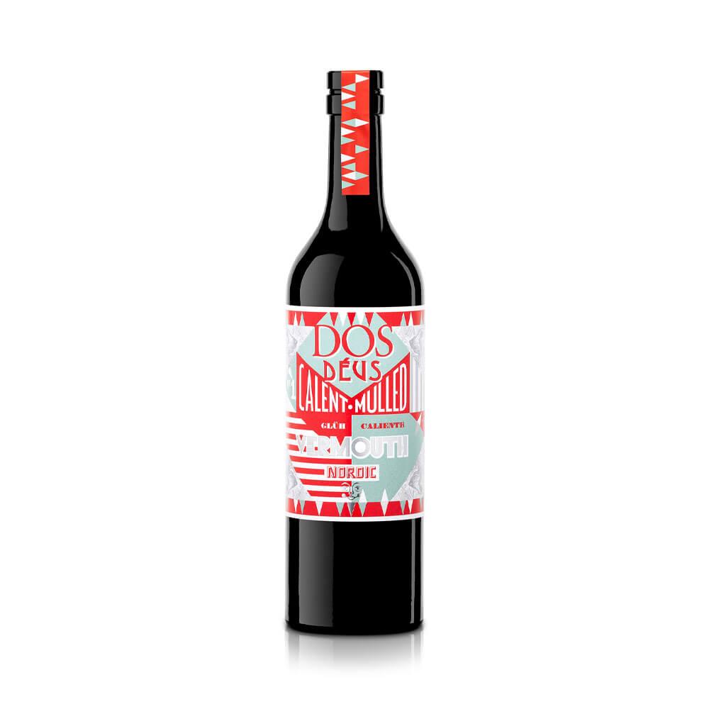 Vermut para beber caliente Nordic - Botella de 75 cl