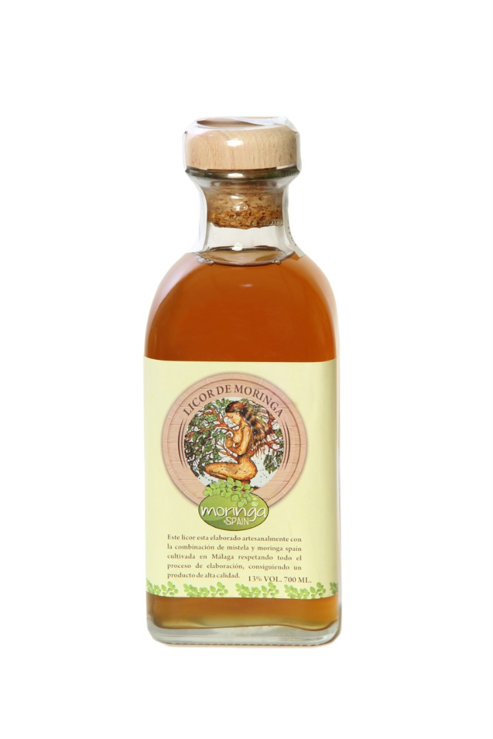 Licor de Moringa Spain 700 ml