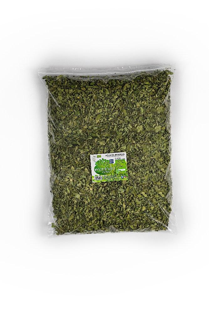 Polvo 100% hojas de 3 Kg + 1 Kg de Regalo. Moringa Oleífera Ecológica 1.000 gramos a Granel
