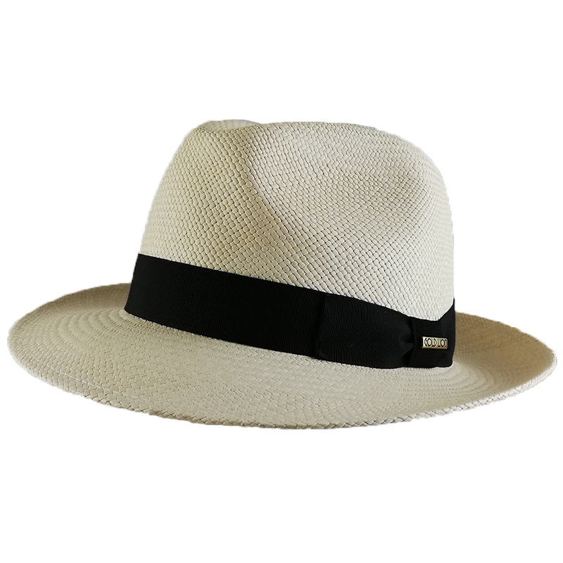Sombrero Panamá Travis Natural