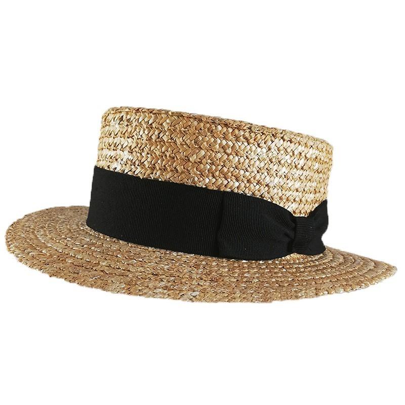 Sombrero Canotier Básico
