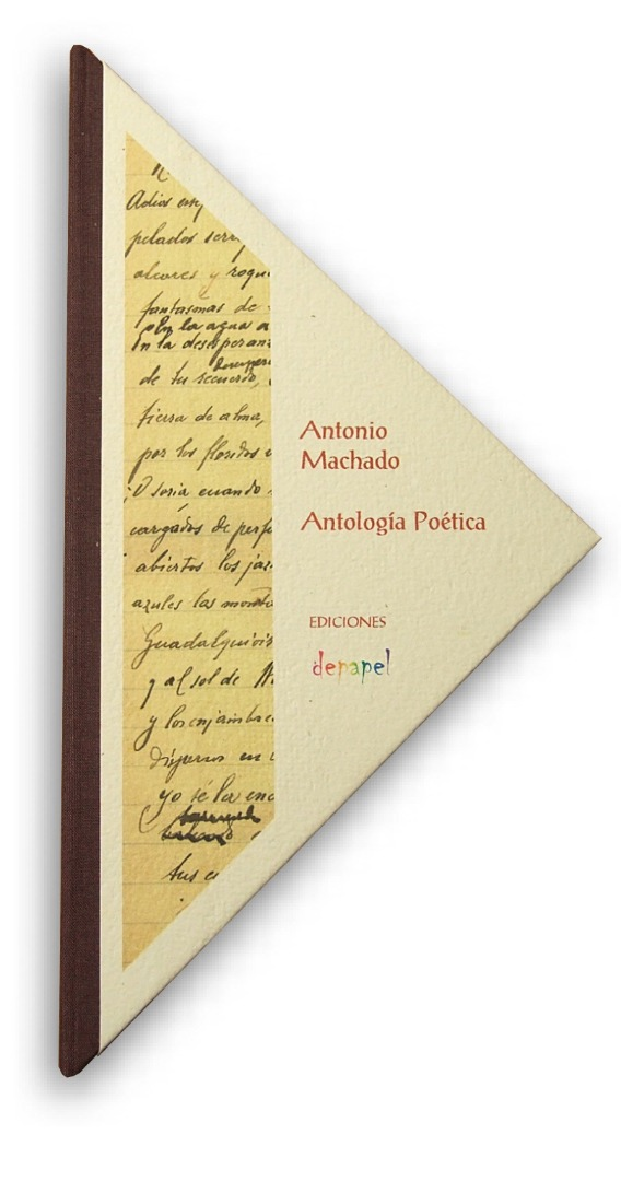 Ediciones de papel Antonio Machado - Poetic Anthology