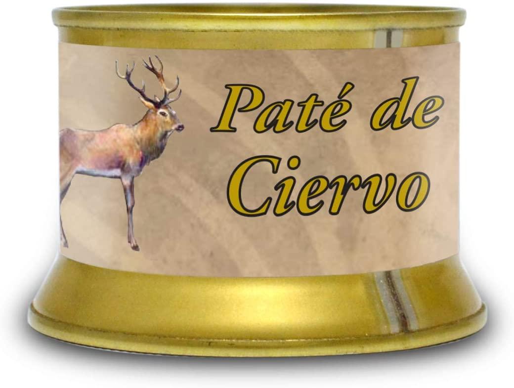 Paté de ciervo trufado al Armagnac Montes Universales