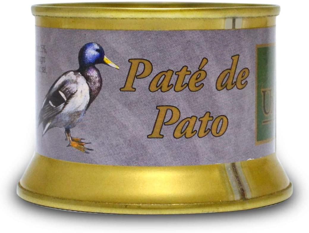 Paté de pato al Armagnac Montes Universales