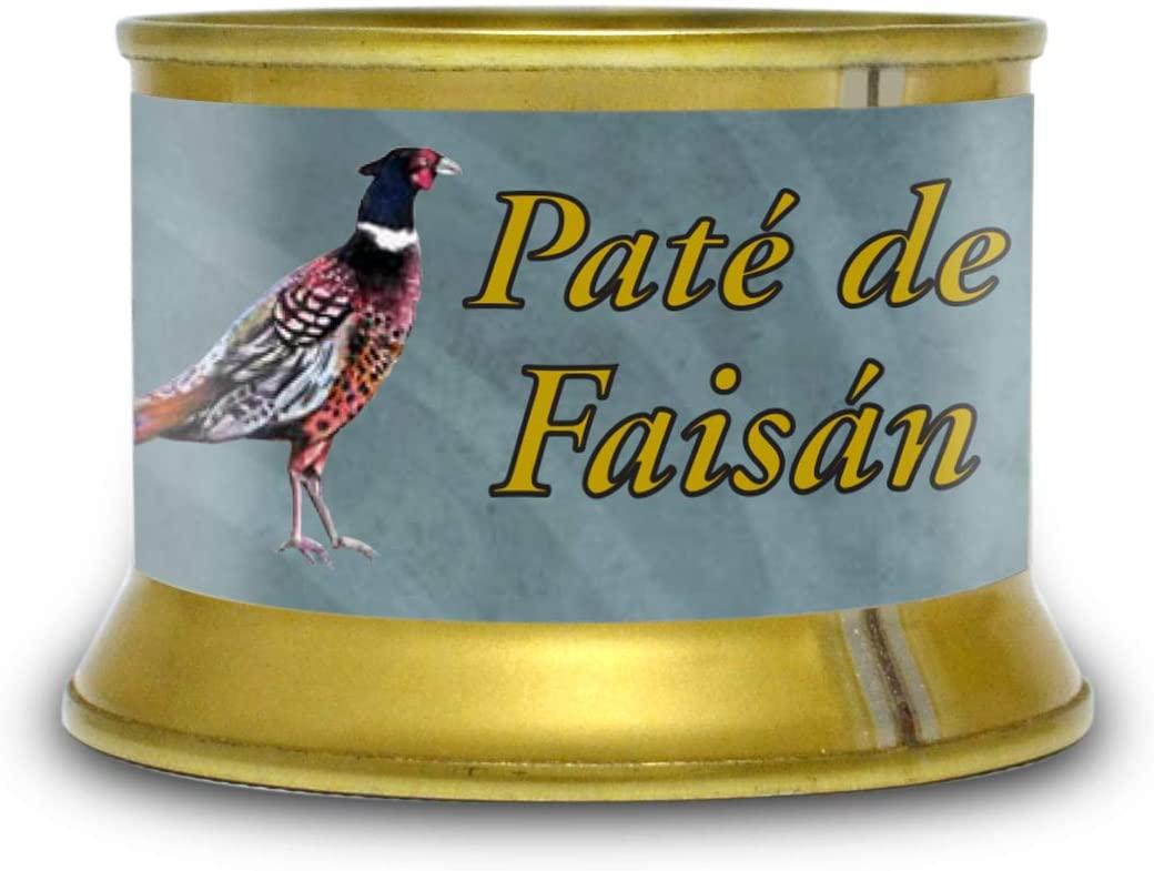 Paté de faisán al Oporto Montes Universales