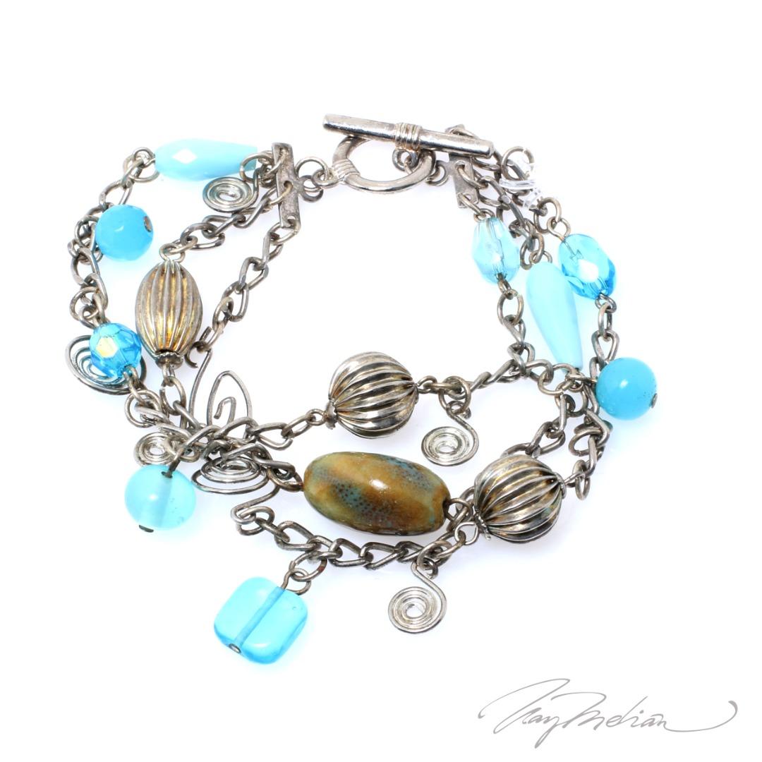 Creadiva 3in1 GUINDCRIS Alambris Design Bracelet from corona collection