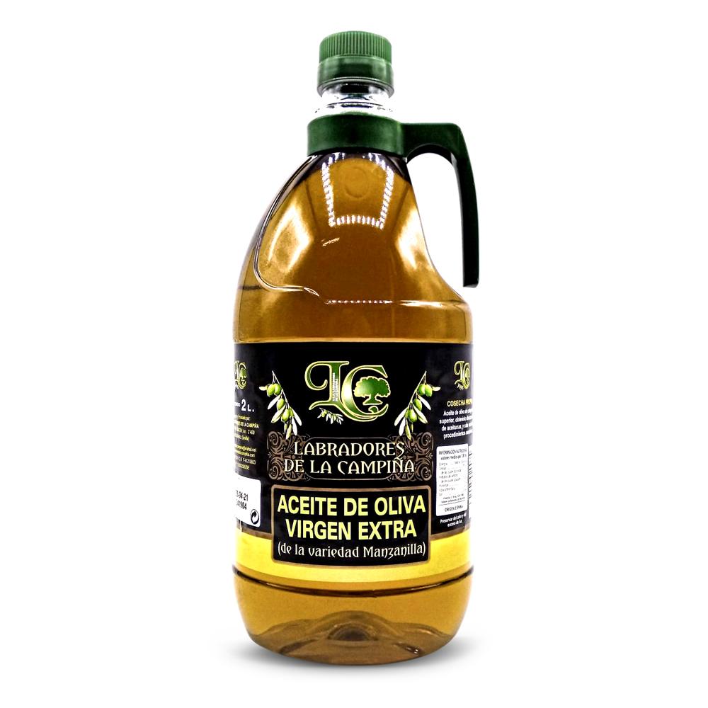 S.C.A. Labradores de la Campiña Extra Virgin Olive Oil - 2 x 2 L