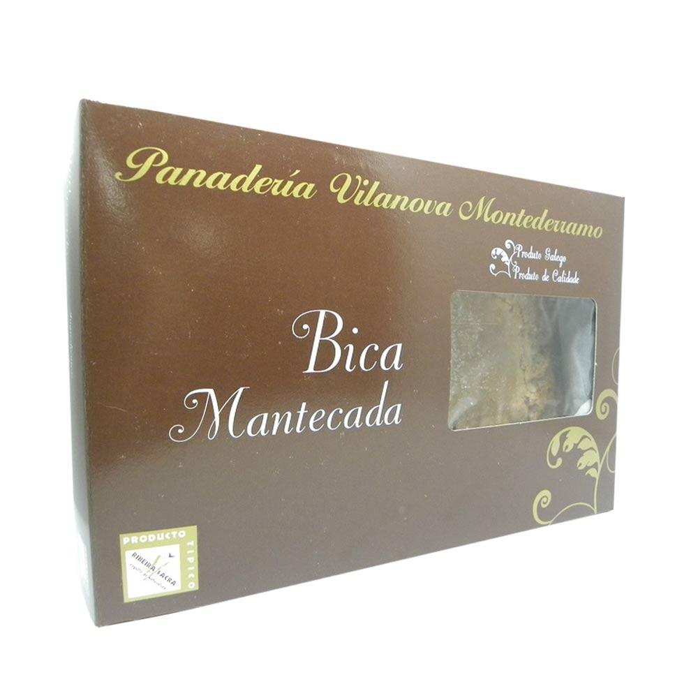 Bica Mantecada Vilanova - Bica de 500 g