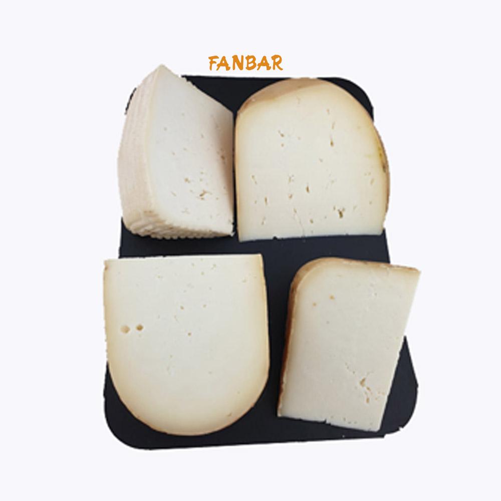 Tabla de queso artesano Fanbar