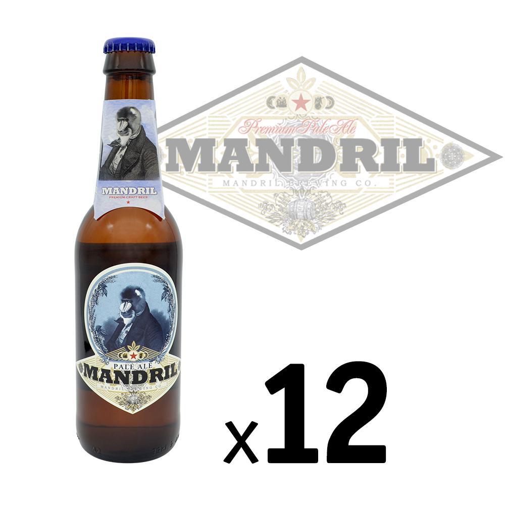 Cerveza Artesana Mandril Pale Ale