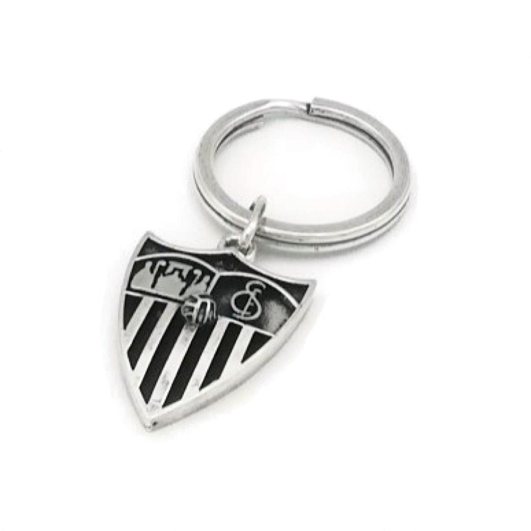 Llavero Sevilla F.C. Escudo Óxido