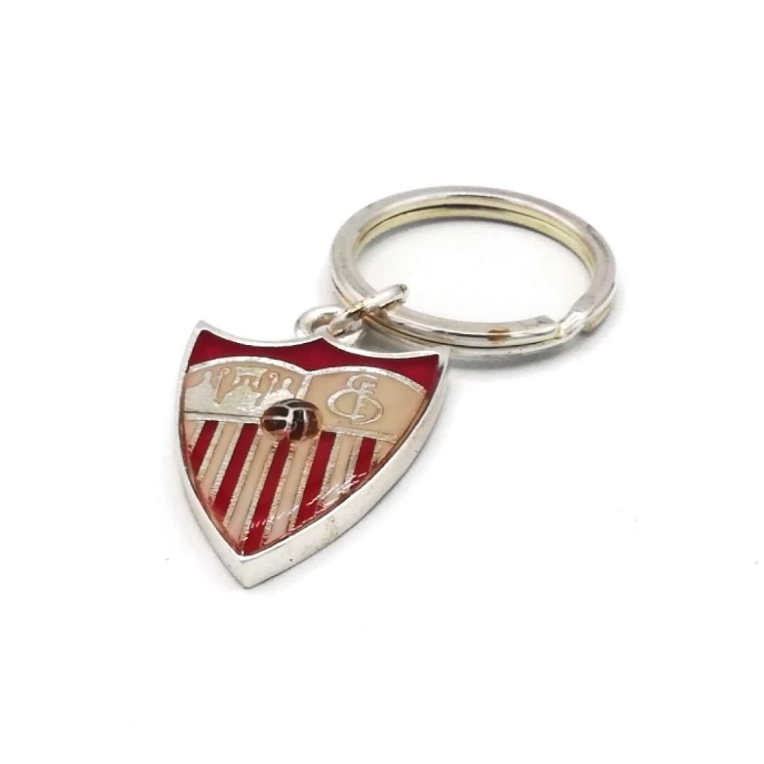 Llavero Sevilla F.C. Escudo Esmalte