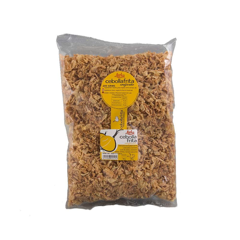 Cebolla Frita en Bolsa - 2 x 500 g