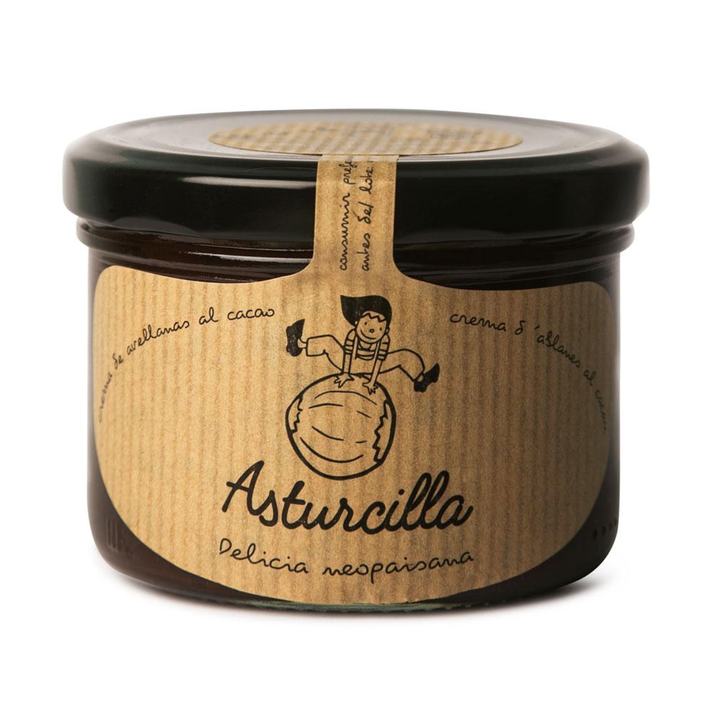 Crema de Avellanas Ecológica y Neopaisana - Bote de 230 g