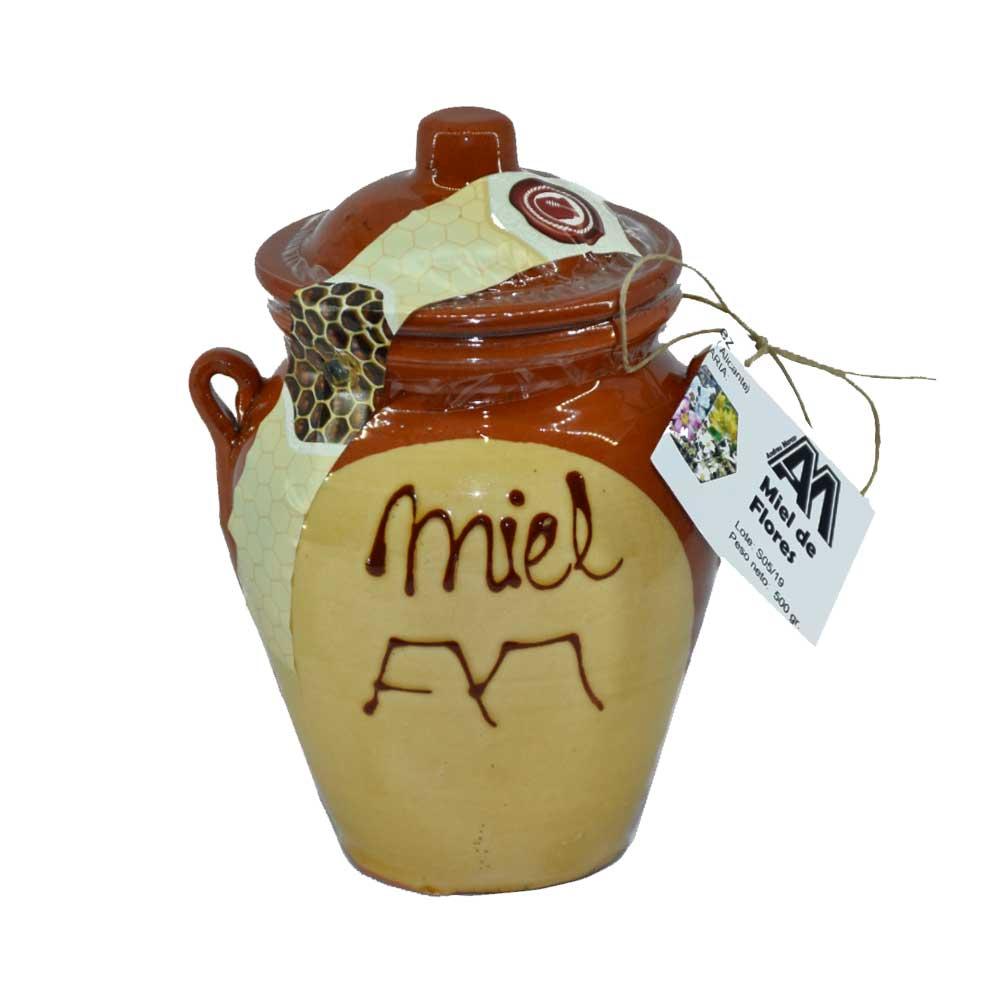 Miel AM Orza 500 gr Flower Honey