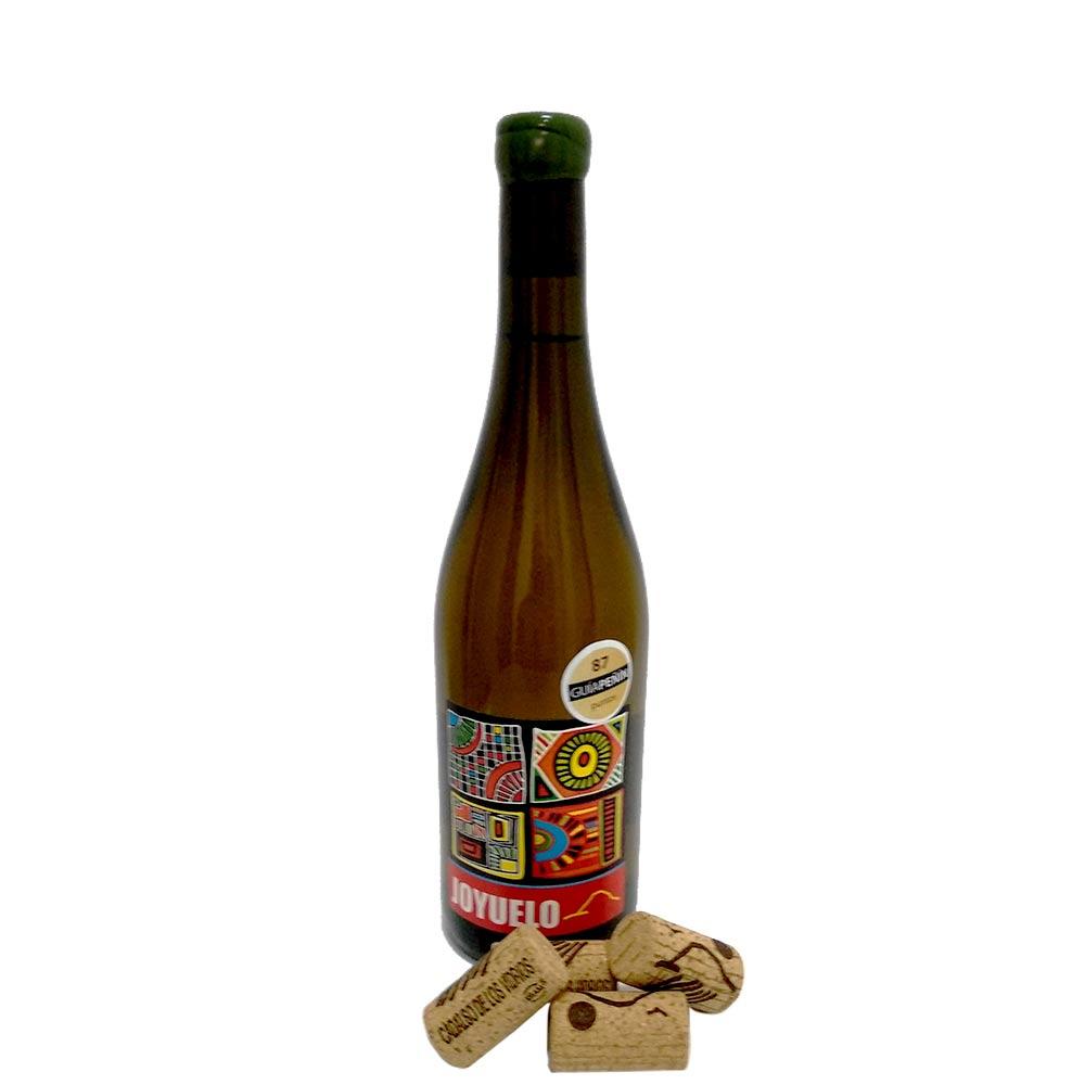 Albillo Wood. Botella 1x750 cl