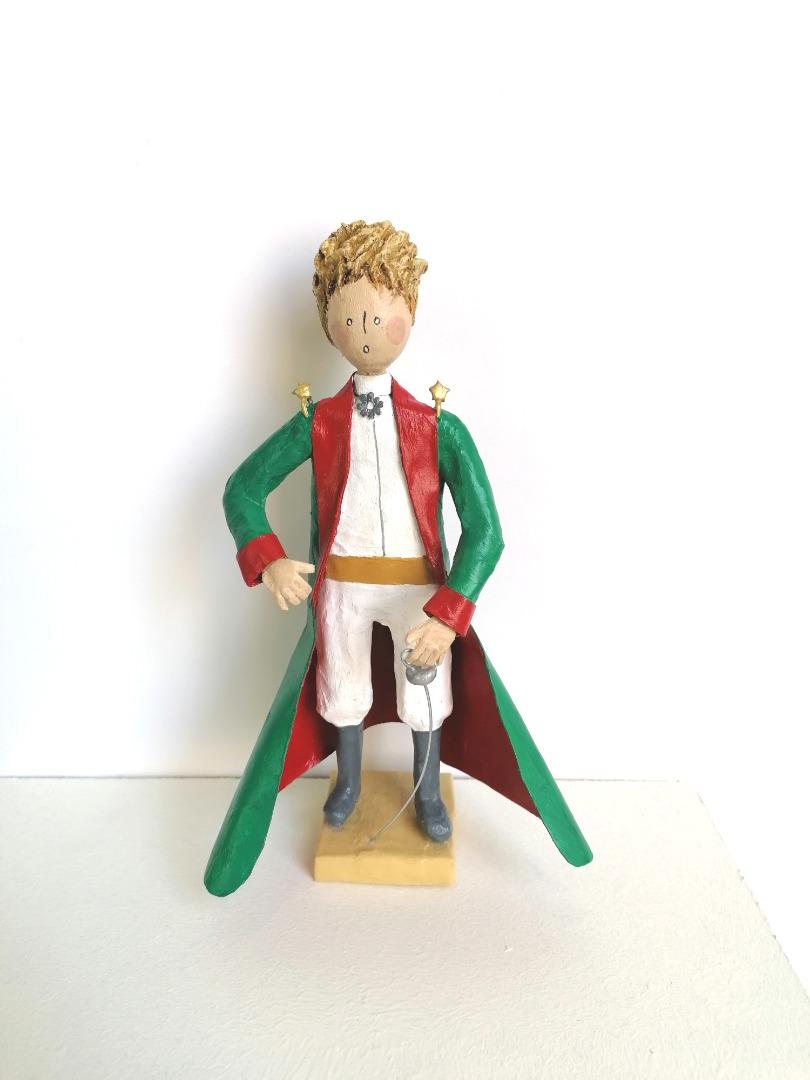 Patetas de mixino Figure Little Prince