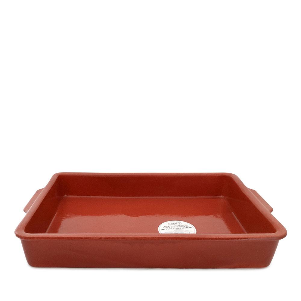 Fuente rectangular súper