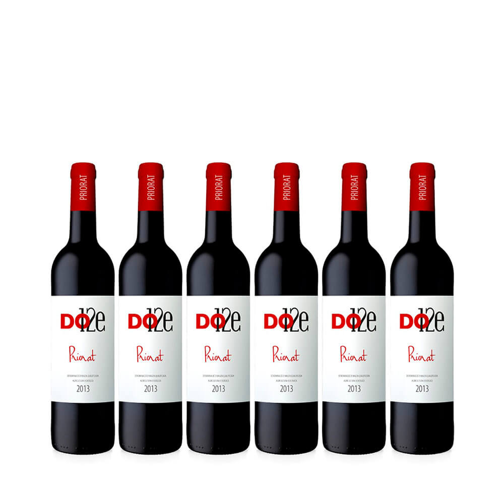 Dotze DOQ Priorat 75cl -Caja de 6 botellas