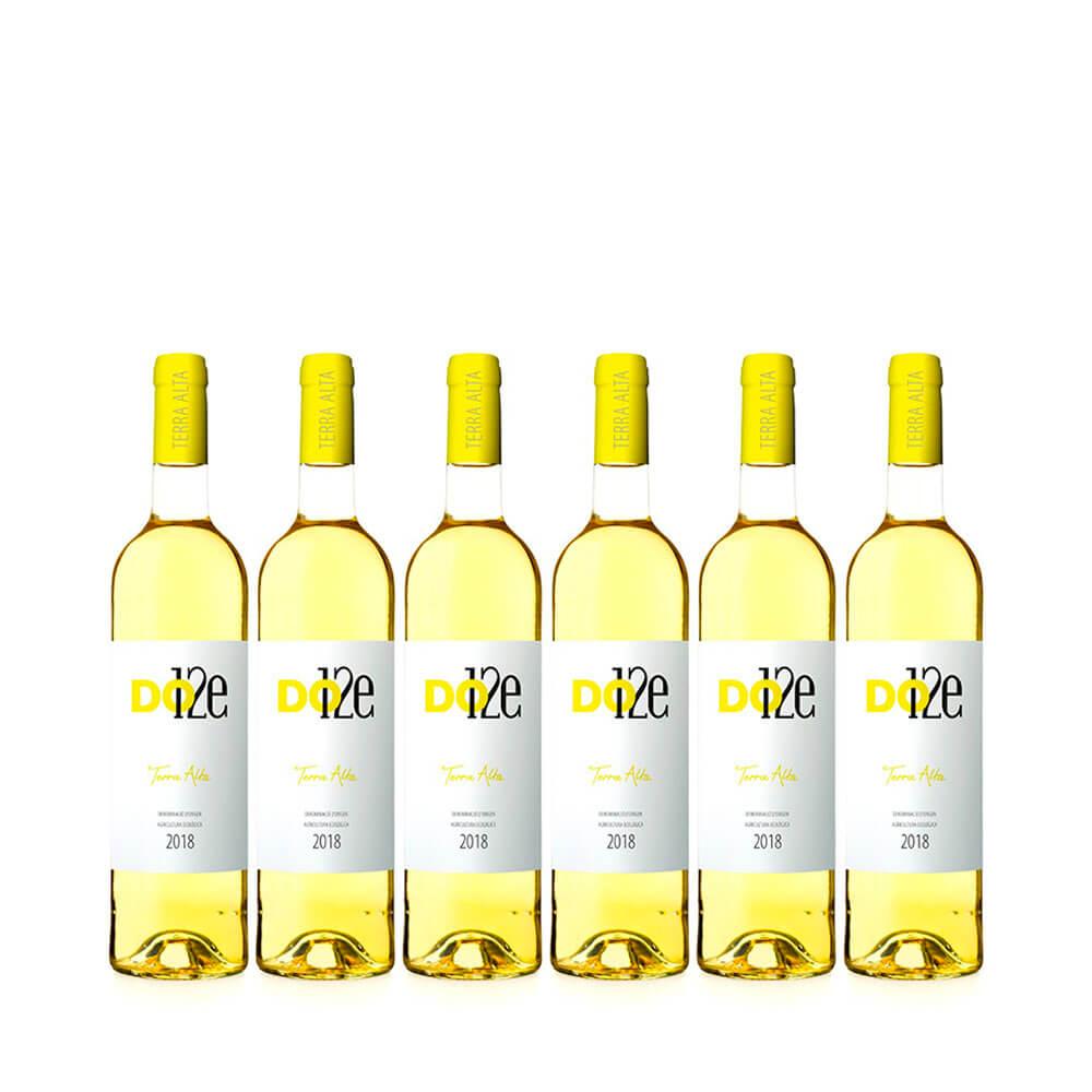 Dotze DO Terra Alta 75 cl -Caja de 6 botellas