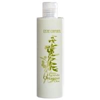 Leche corporal, conaceite de oliva virgen extra Hacienda Ortigosa
