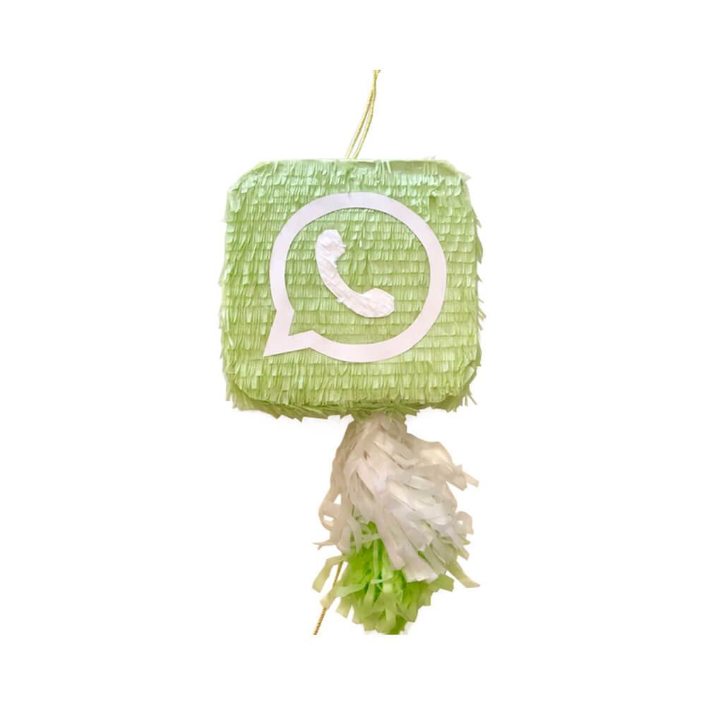 Piñatas en la Nube Piñata logo whatsApp