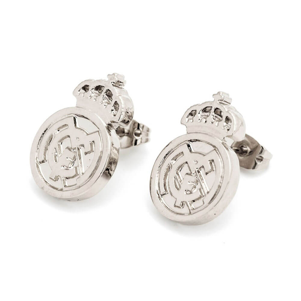 Art3 Sanvalle Earrings Real Madrid Pressure Shield Large