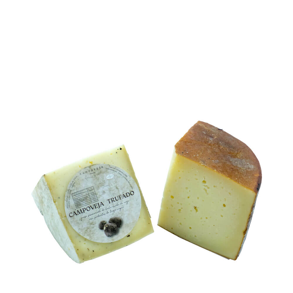 Dúo queso Campoveja de autor - 2 x 700 g