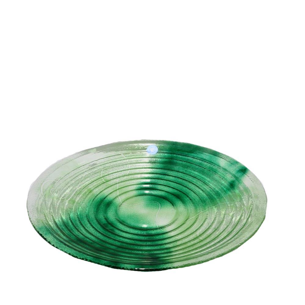 Fuente bol en cristal