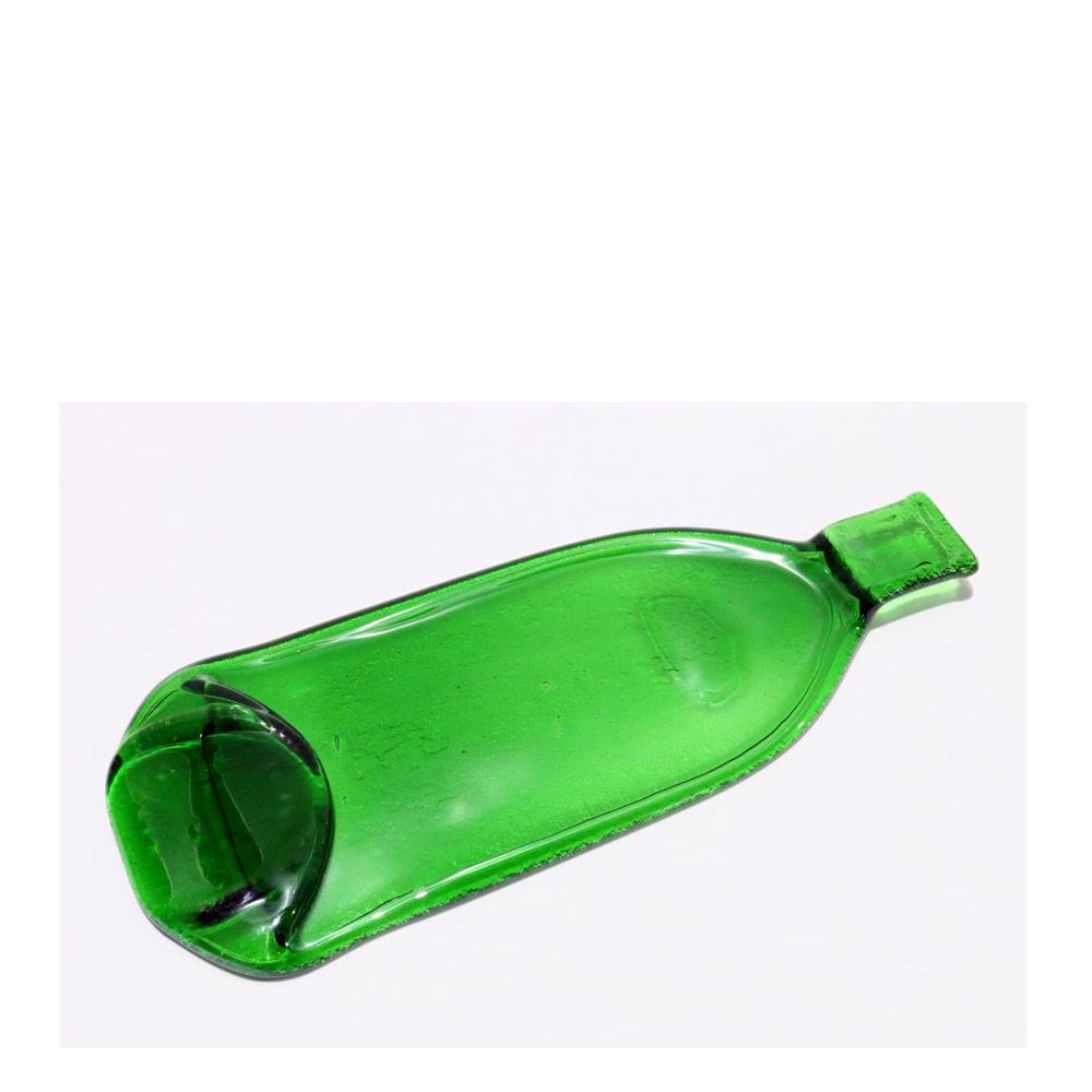 Pack de 3 Botellas de vino planas recicladas
