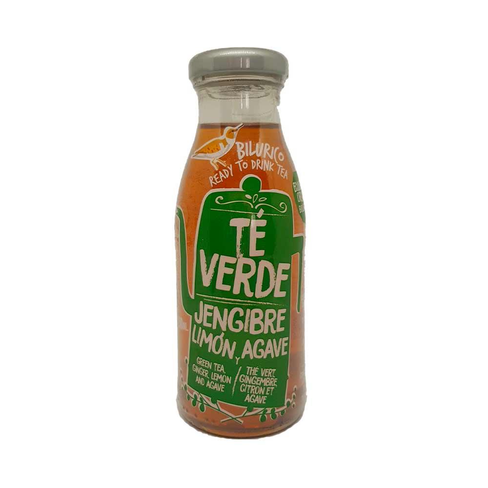 Té verde, Jengibre, Limón y Agave - Caja de 20 botellas x 250ml