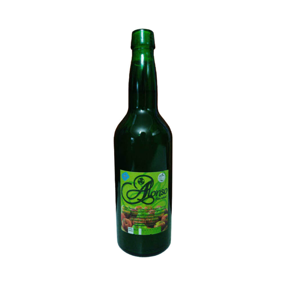 Sidra Natural Tradicional - 12 x 70 cl