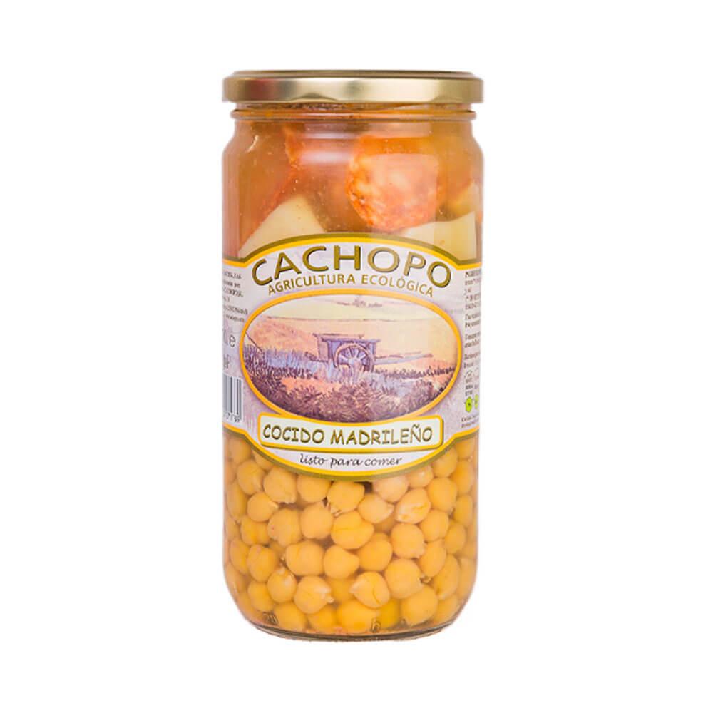 Pack de Cocido Madrileño V720cc 2 raciones - 6 x 700g