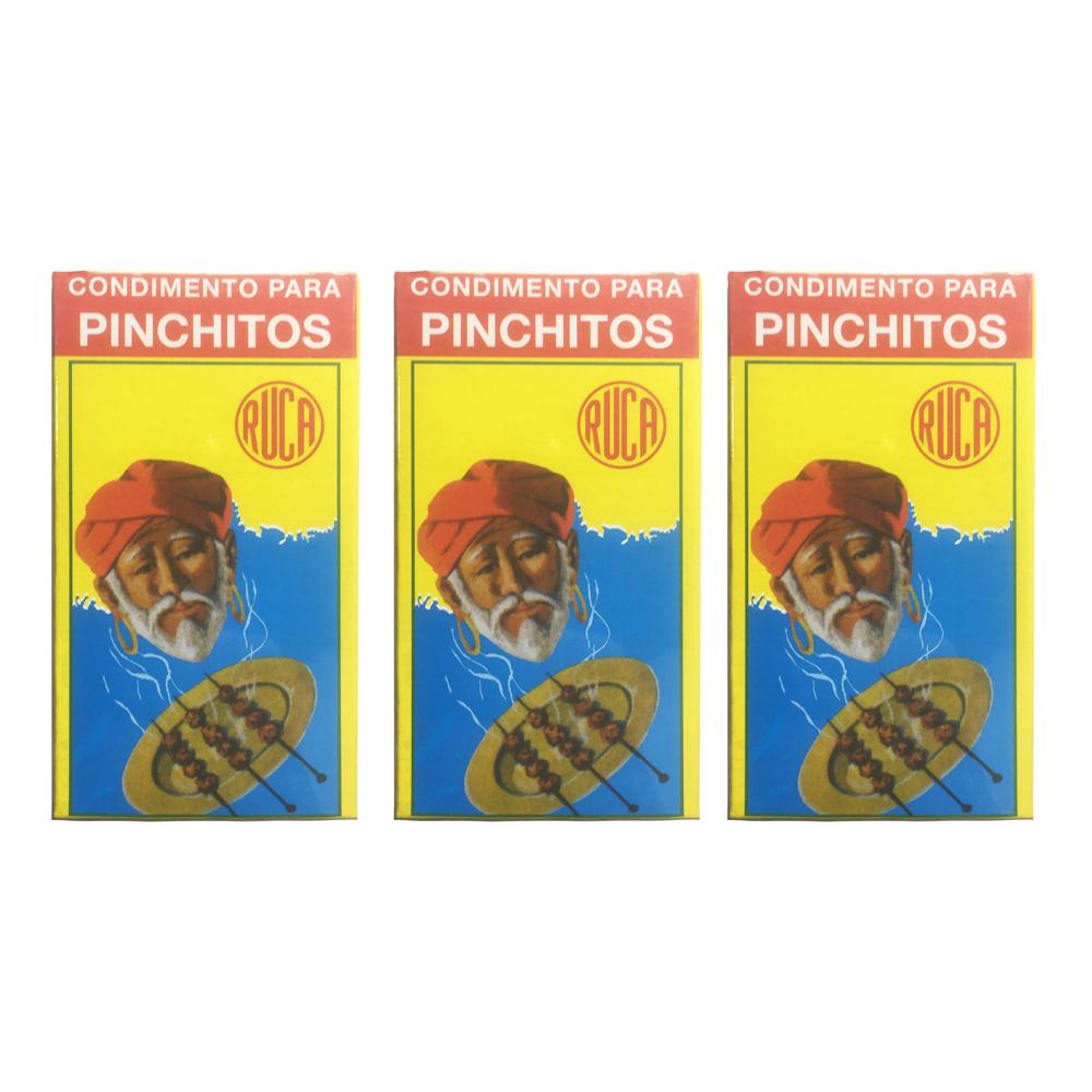 Aliño/Condimento para Pinchitos - Pack de 3 unidades de 62g