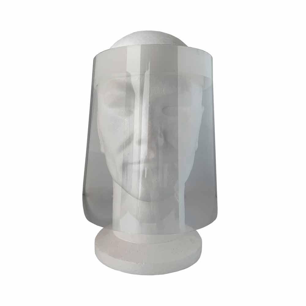 Máscara Protectora Blanca