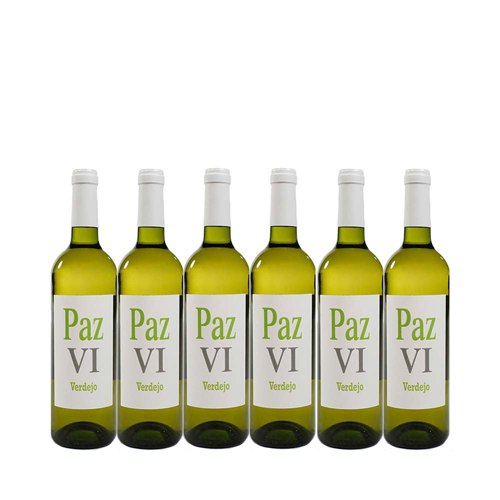 Paz VI Vino Verdejo x6 Botellas